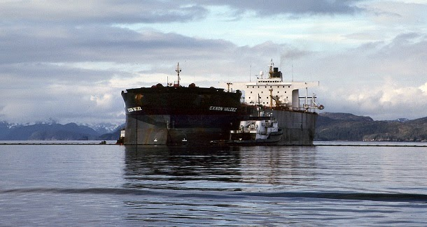5 fatos sobre o derramamento histórico do Exxon Valdez