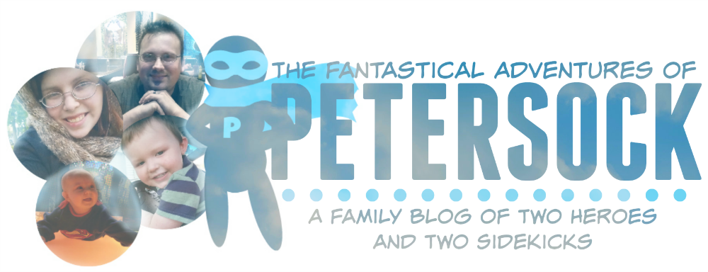 The Fantastical Adventures of Petersock