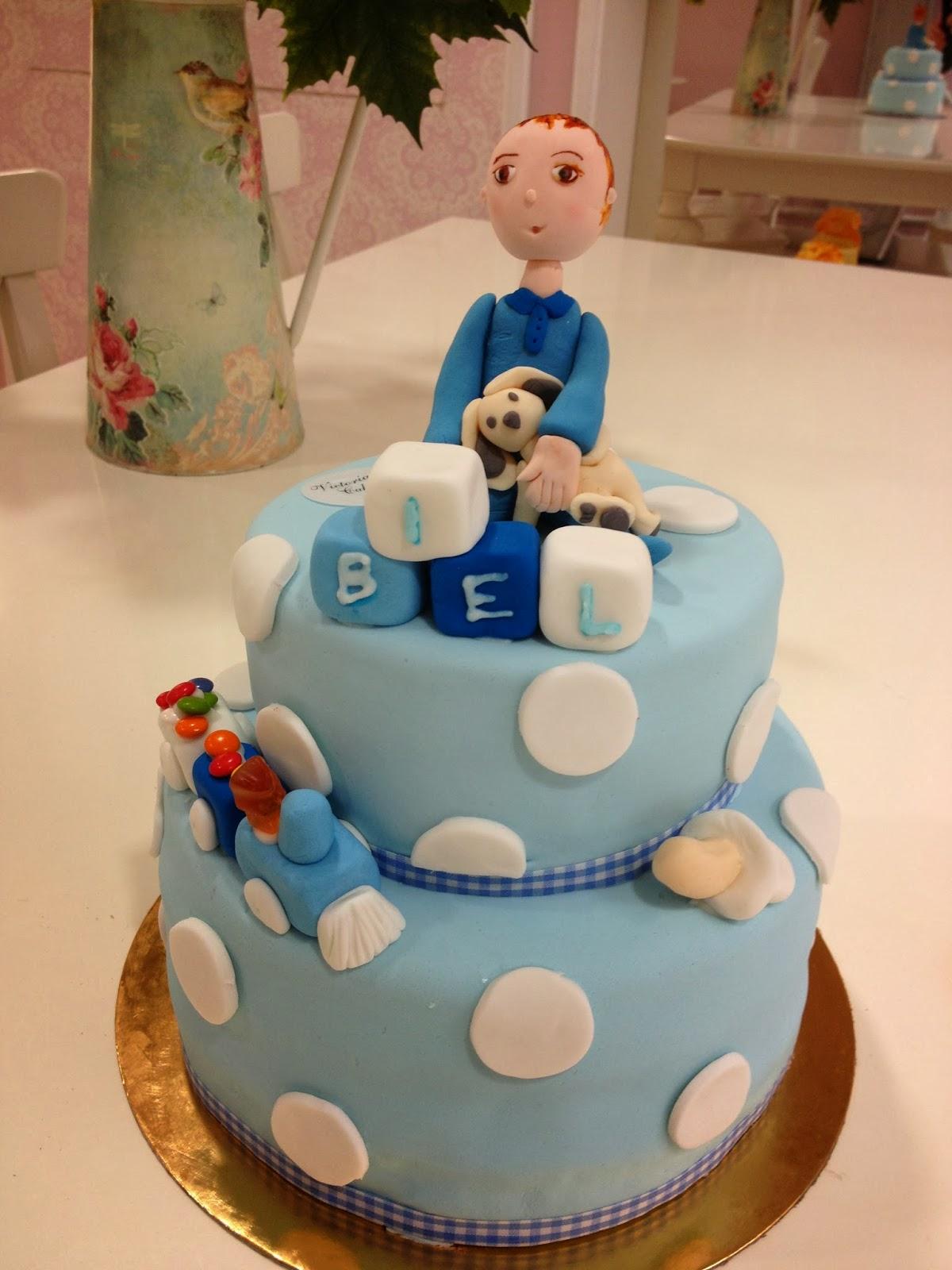 Victoria s Cakes Pastel de Bautizo y para Baby Shower