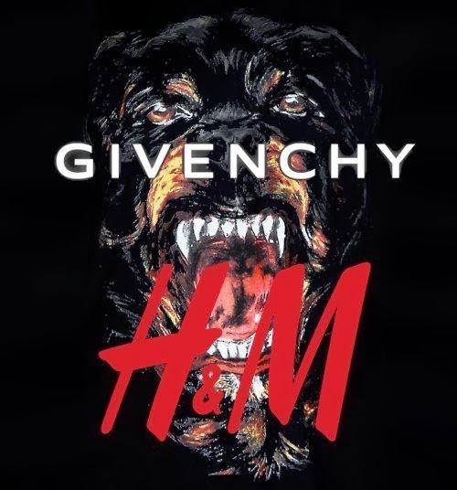 Givenchy For HM 2013 True Or False