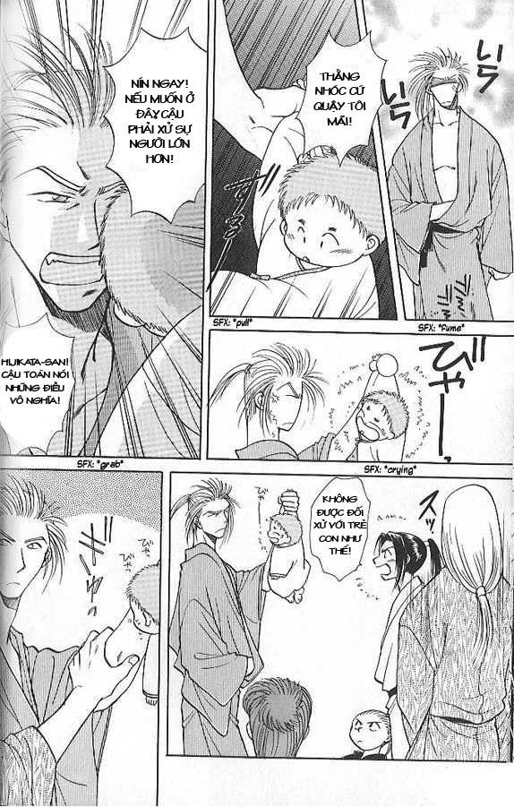 Soshite Haru No Tsuki chap 2 - Trang 15