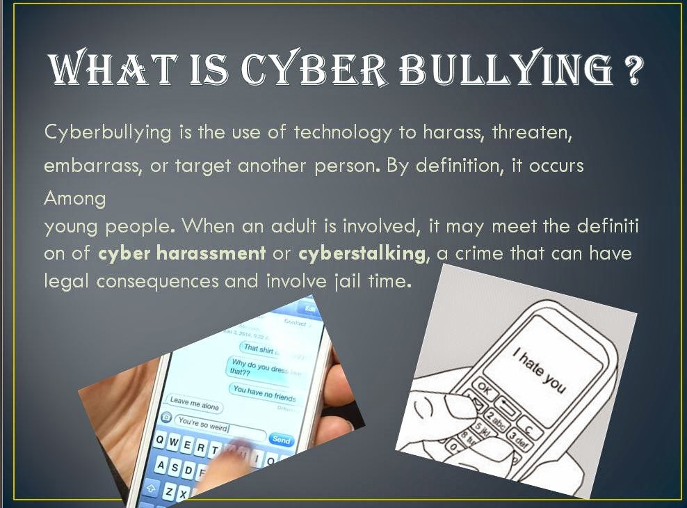 cyber bullying essays Writing a persuasive essay on cyber bullying: tips and ideas persuasive essays can actually be a lot of fun after all, i'm sure you've spent plenty of time composing papers which rely on hard facts and other people's opinions- and with this one, you get to have your own voice.