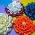 ประดิษฐ์ดอกไม้ด้วยมือ งานฝีมือจากริบบิ้น งานพาร์ทไทม์ทำที่บ้านรายได้ดี