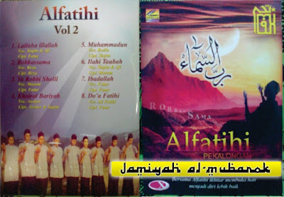 Download Shalawat Album Al Fatihi Vol.2 - Ya Robbassama'