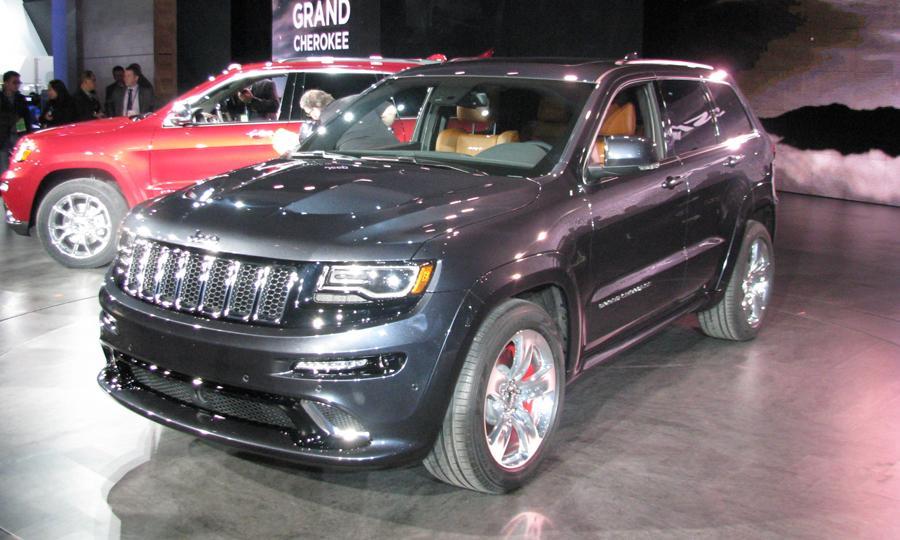 The Happy Car Salesman 2014 Jeep Grand Cherokee And
