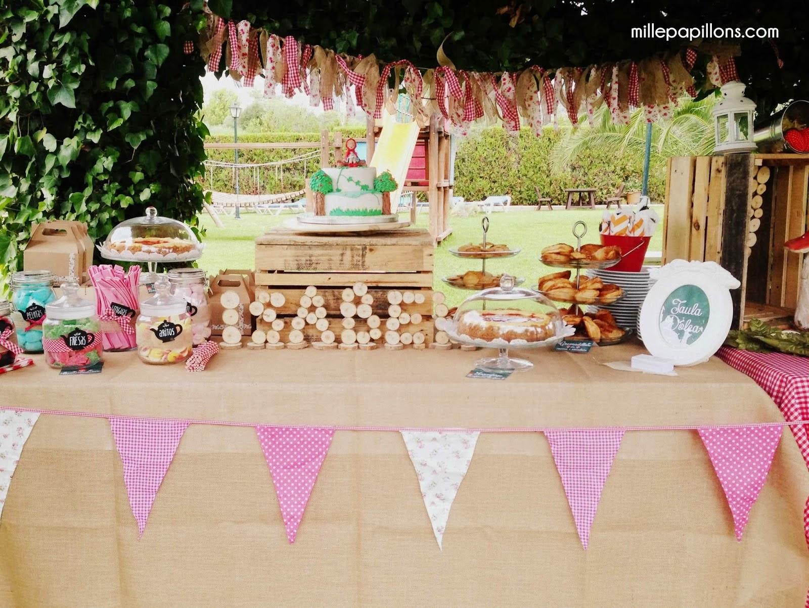 Decoracion de fiestas decoracion campestre para 15 a os y for Decoracion y ideas