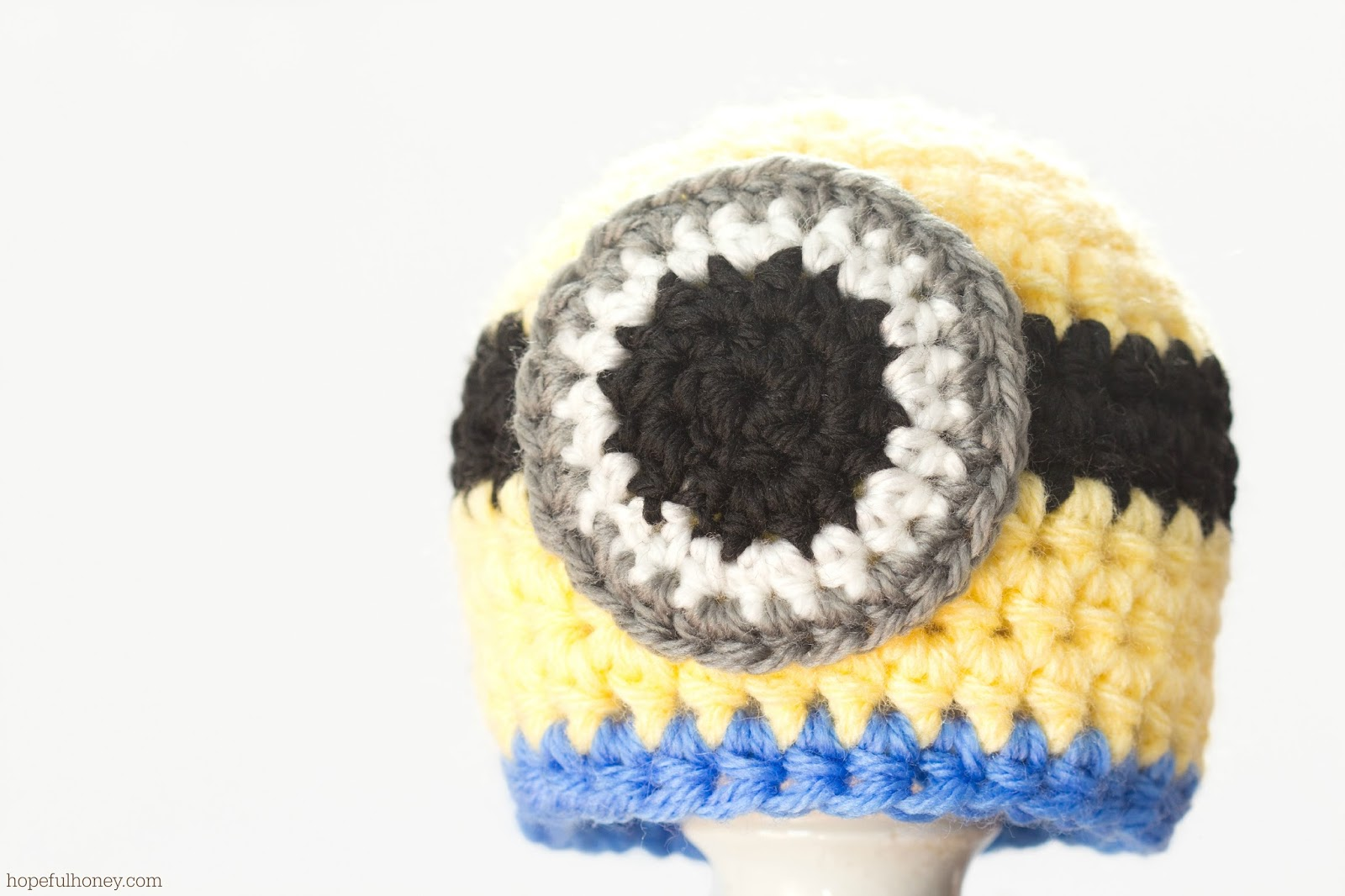 Famous Free Crochet Pattern For Minion Hat Elaboration - Easy Scarf ...