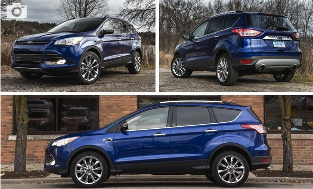 2016 ford escape 2 0l ecoboost fwd review cars auto express new and used car reviews news. Black Bedroom Furniture Sets. Home Design Ideas