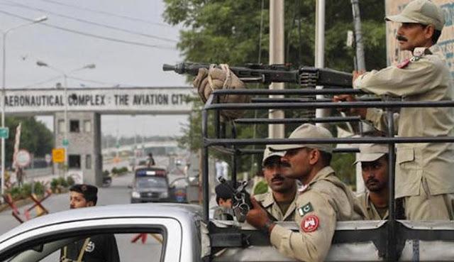 Indonesia - Pakistan Berbagi Informasi Untuk Perangi Teroris