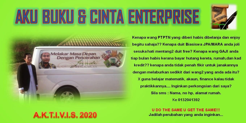 AKU BUKU & CINTA ENTERPRISE ( TR0127266 - V )