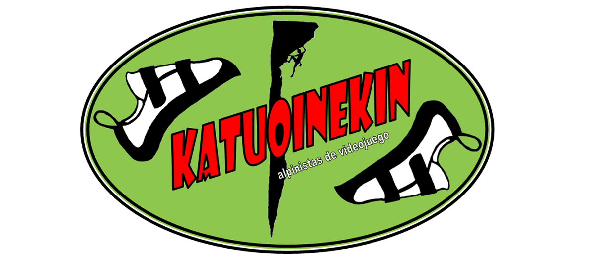 KATUOINEKIN - alpinistas de videojuego