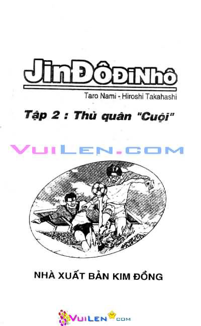 Jindodinho - Đường Dẫn Đến Khung Thành III  Tập 2 page 1 Congtruyen24h