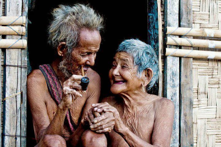 """cuento """"la pareja de ancianos"""""""