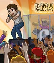 Enrique Iglesias en CityVille