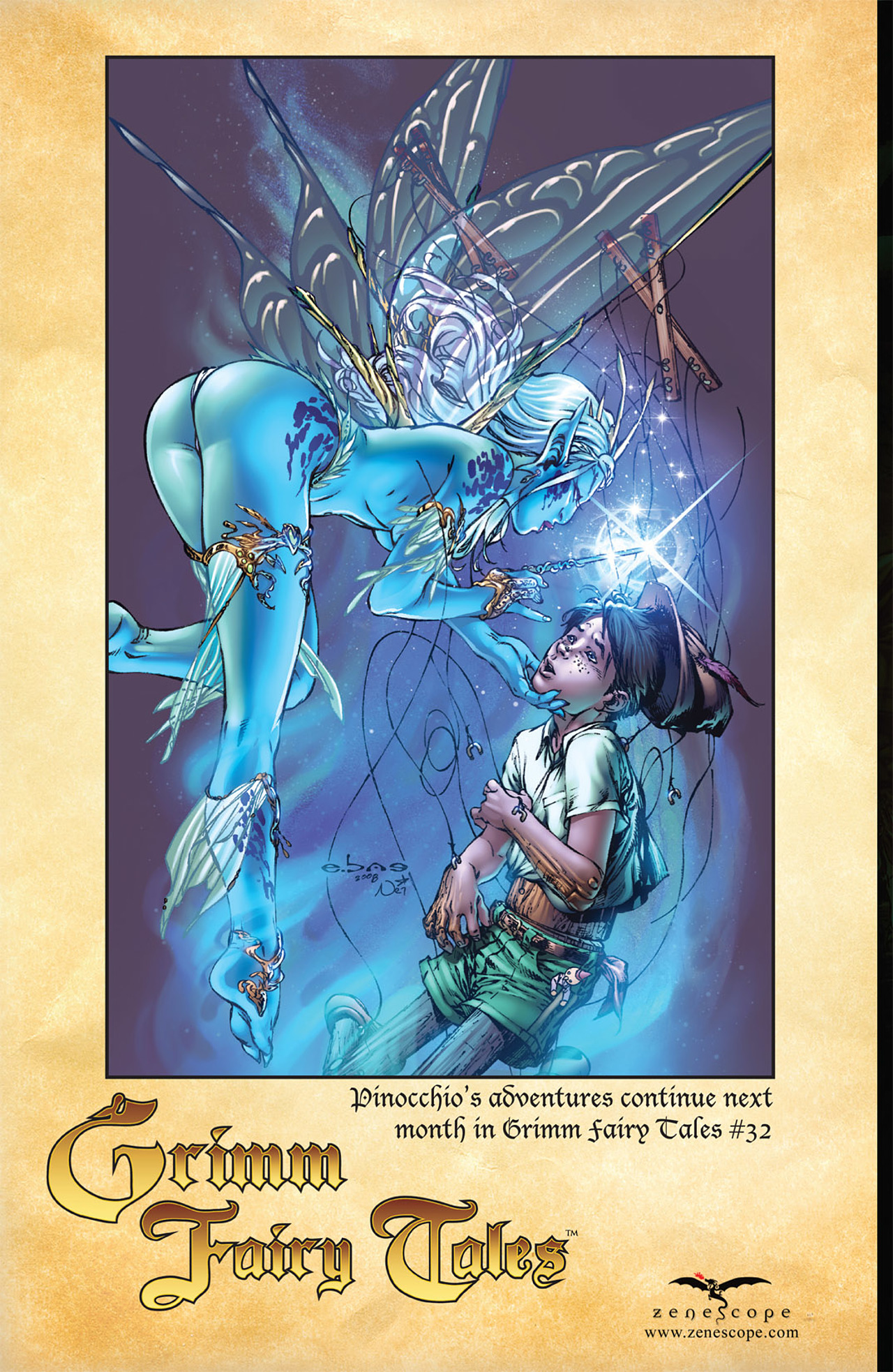 Grimm Fairy Tales (2005) Issue #31 #34 - English 29
