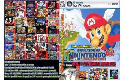 Juegos De Nintendo 64 En Espanol