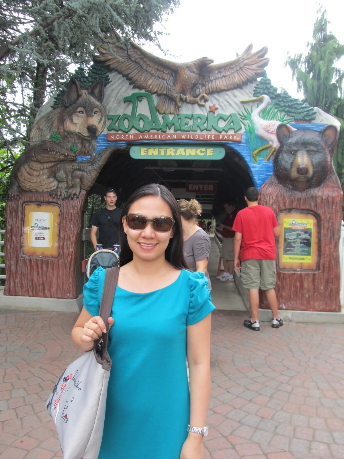 Hershey Park Zoo America
