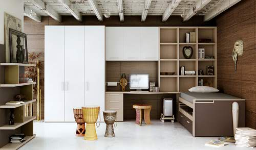Design Ideas For College Apartment