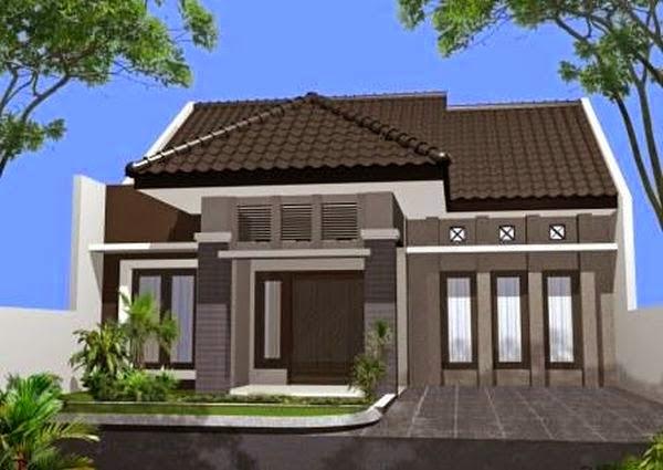Contoh model rumah minimalis Terbaru3
