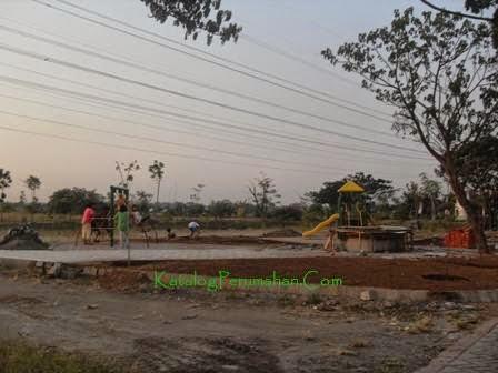 Taman bermain Taman Wisata Regency