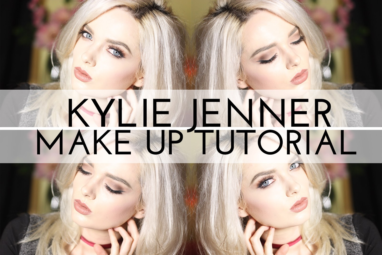 kylie jenner tutorial, make up tutorial, my pale skin, pale skin, 90s make up, lipstick, mac velvet teddy, pale skin