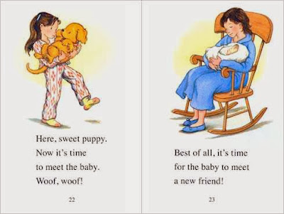 excerpt #2 from BISCUIT AND THE BABY  by Alyssa Satin Capucilli