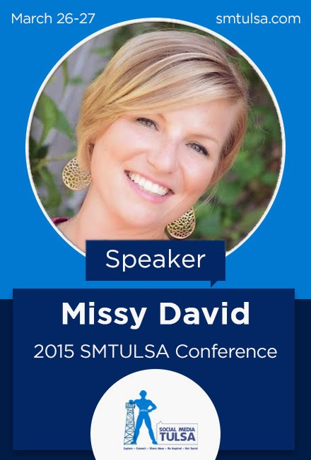 Join me at the 2015 SMTULSA Conference!