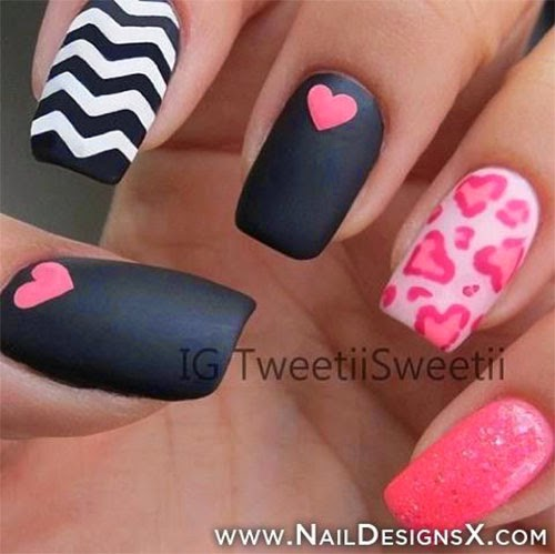summer acrylic nails, acrylic nail designs, acrylic nails designs 2014