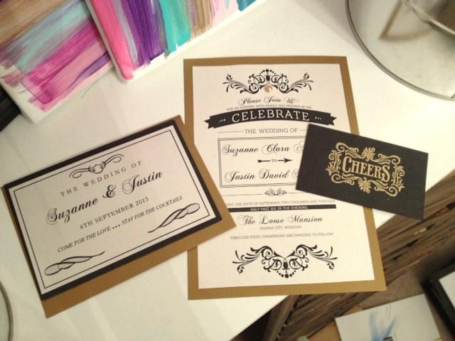 Suburban spunk my diy wedding invitations  Wedding invitationsKinkos Wedding Invitations   gangcraft net. Fedex Office Wedding Invitations. Home Design Ideas