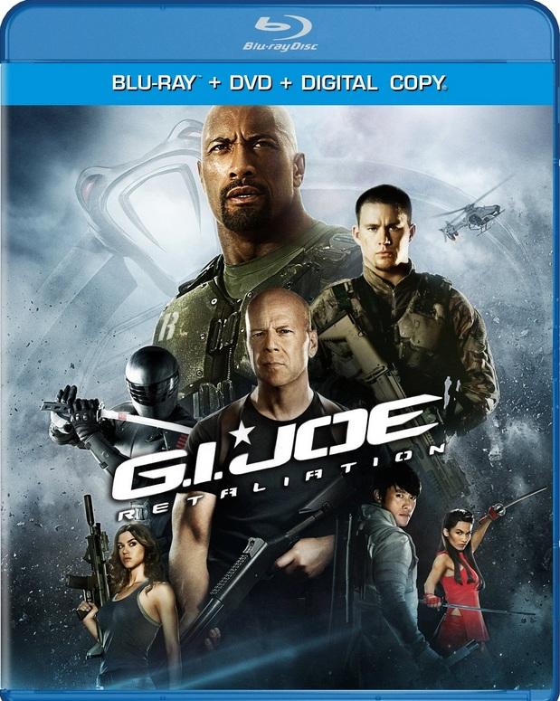 G.I. JOE RETALIATION [2013]