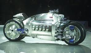 Motor Dodge Tomahawk V10 Superbike