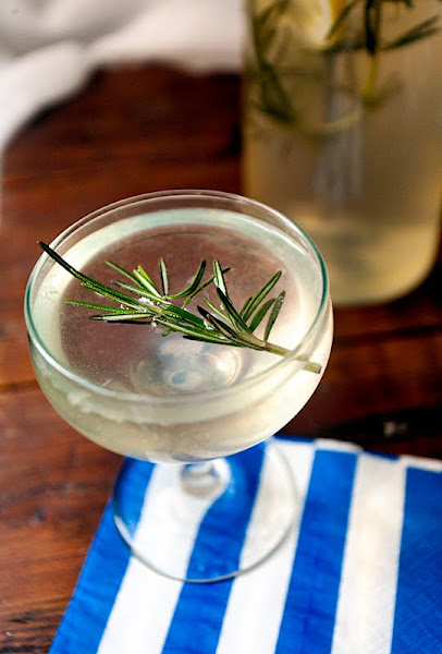... Cocktail You've Ever Had | A Cup of Joe – With gin and rosemary