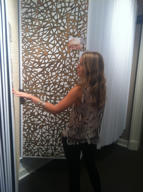 Hipsters for Sisters Blog: Wallpaper Print Design in Los Angeles