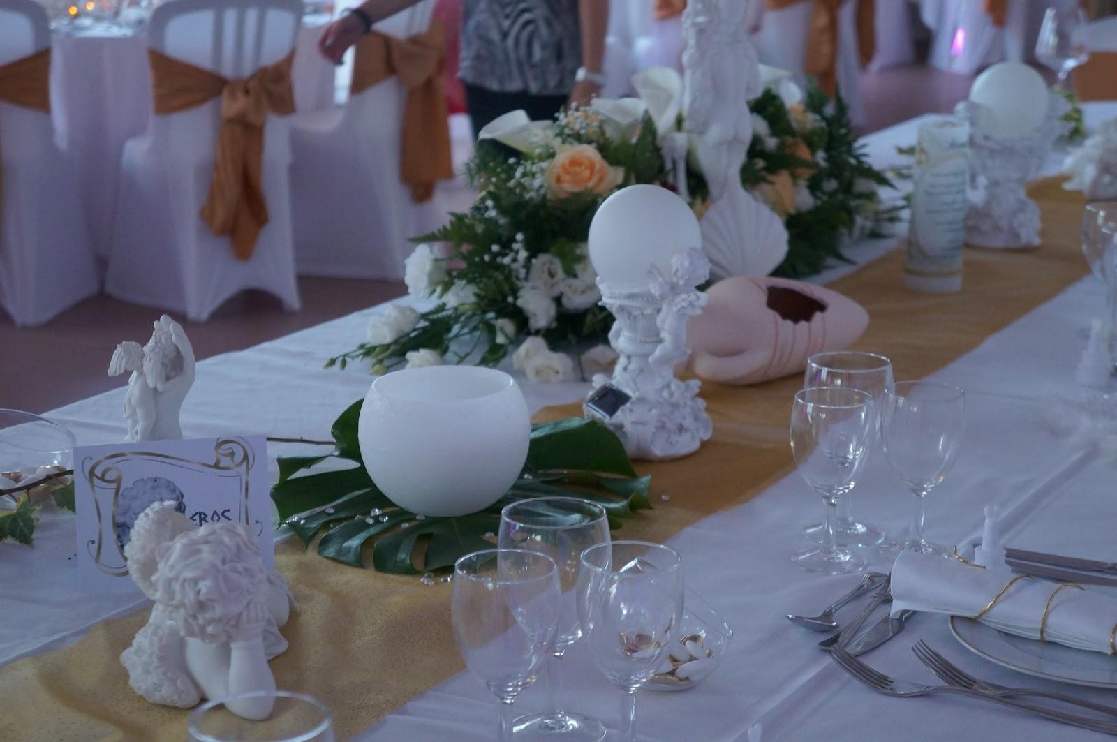 Decoration Salle Mariage Theme Mariage Grce