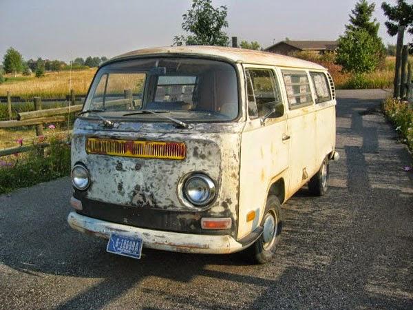 1971 VW Bus Van | VW Bus