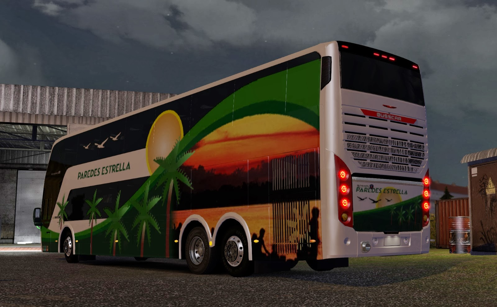 The ultimate source of patches addons for Euro Truck Simulator 2. Playable