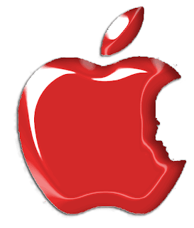 crescimento da apple