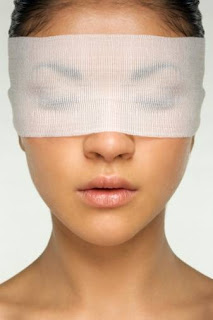 treatment with gauze