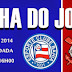 Ficha do jogo: Bahia 1x2 Corinthians - Campeonato Brasileiro 2014