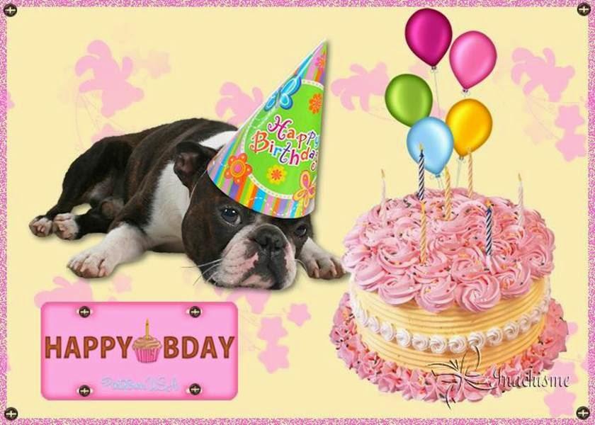 Connu Hay Lin bau bau: Auguri di compleanno in grafica AX22