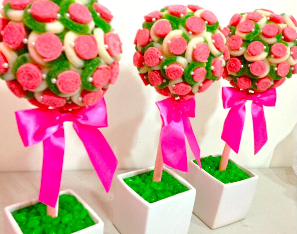 The Worlds Cutest Candy Centerpieces Arrangements Candy