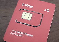 Airtel India:  Exchange your Airtel mobile SIM for a free 4G SIM