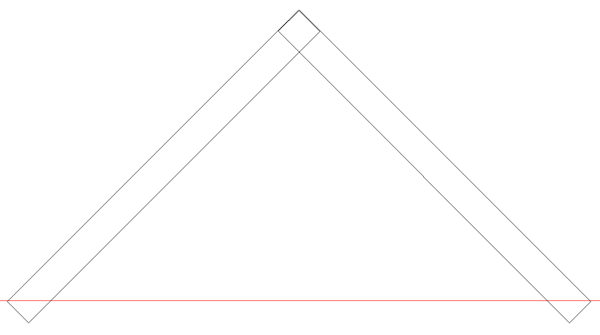 how to make a curve rectangle in html
