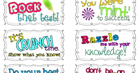 Ginger Snaps: Candy Motivational Testing Notes