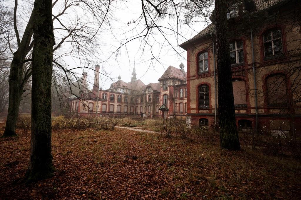 Image result for Beelitz Military Hospital, Brandenburg Jerman