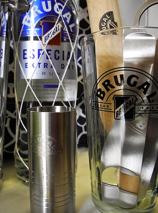 Gastronomista Brugal Rum Summer Daiquiri Kit
