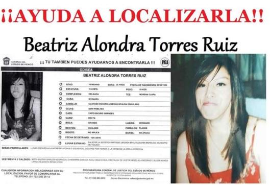 Beatriz Alondra Torres Ruiz
