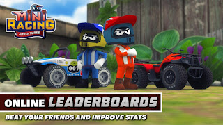 Download Mod Mini Racing Adventures