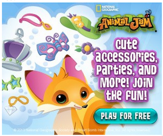 image Animal JAm Kids free online games