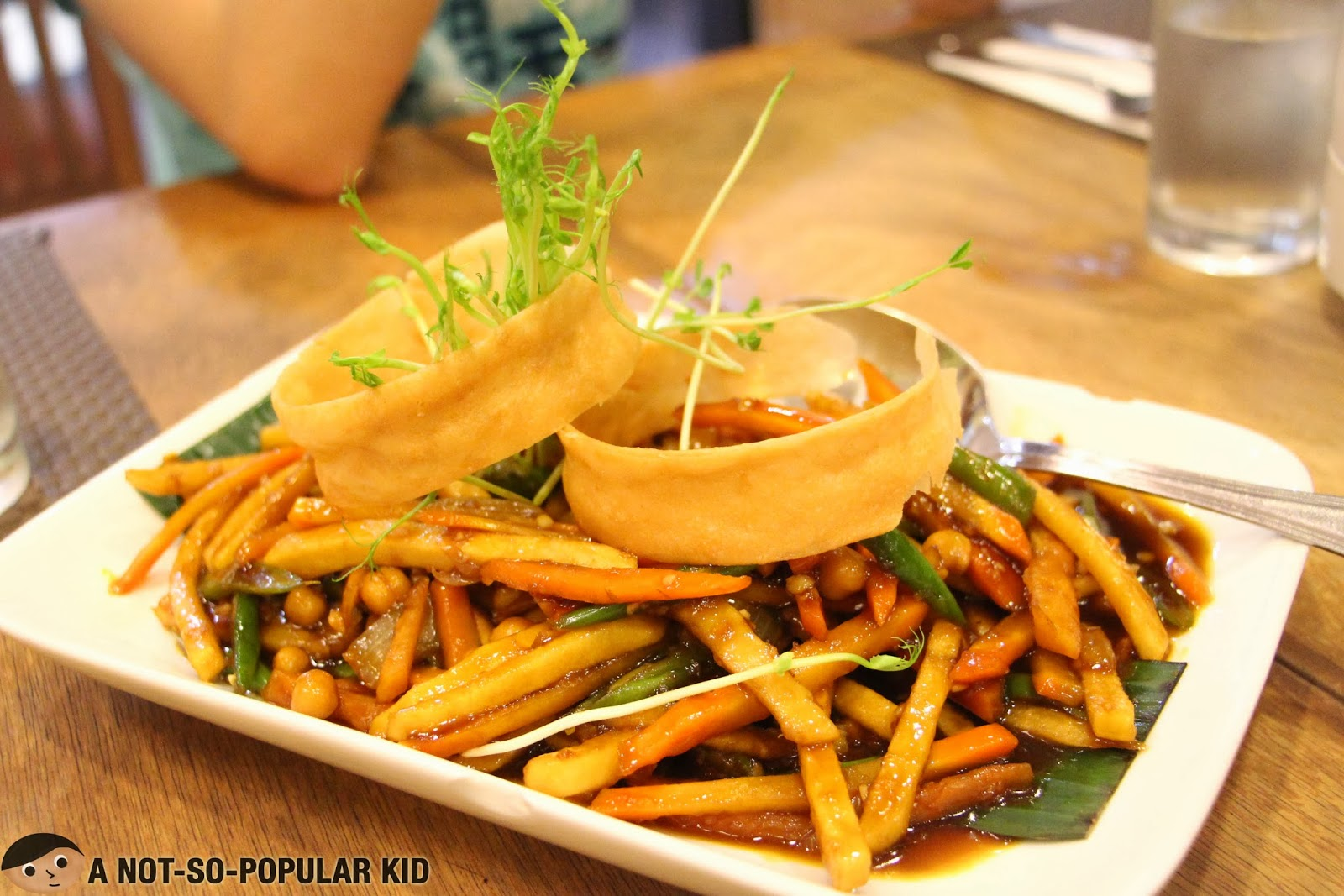 C2 Classic Cuisine's Lumpiang Hubad